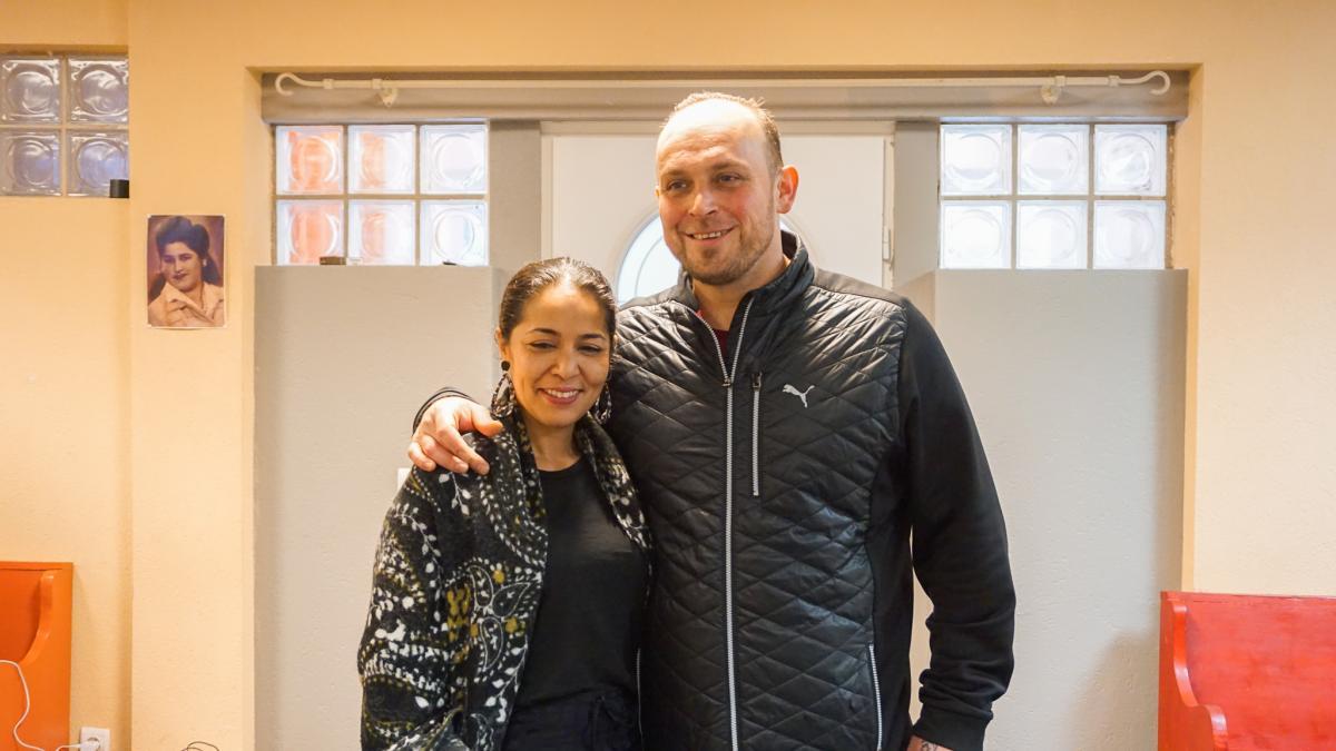David et Natacha Martin