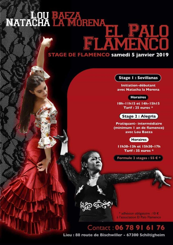 Stage Corazón Flamenco